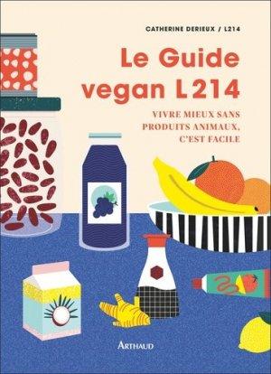 Le guide vegan L214 - Flammarion - 9782081446151 -