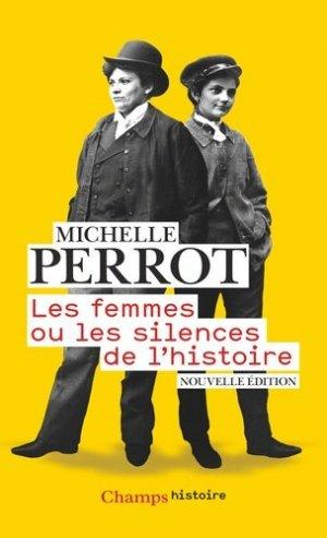 Les femmes ou les silences de l'histoire - Flammarion - 9782081451995 -