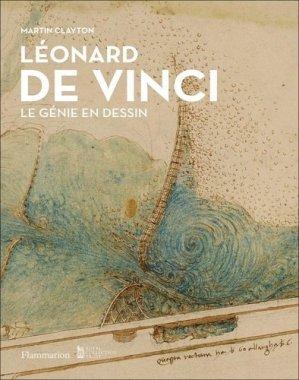 Léonard de Vinci - flammarion - 9782081459816 -