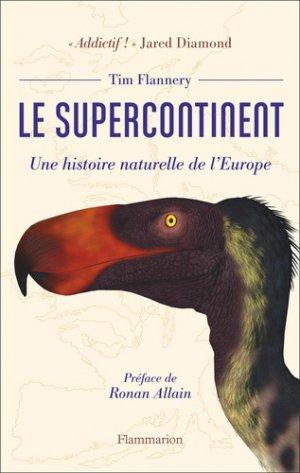Le supercontinent - flammarion - 9782081491793 -