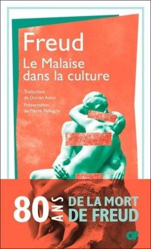 Le malaise dans la culture - Flammarion - 9782081493650 -