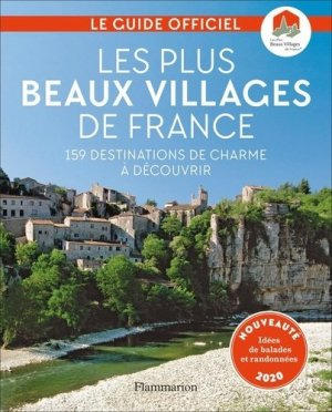 Les plus beaux villages de France - Flammarion - 9782081506817 -