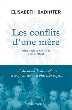 Les conflits d'une mère - Flammarion - 9782081518070 -