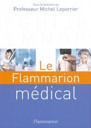 Le Flammarion médical - flammarion - 9782082026222 -