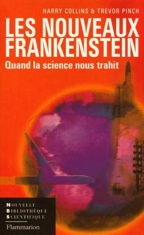 Les nouveaux frankenstein - flammarion - 9782082112499 -