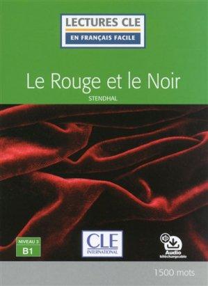 Le Rouge et le Noir - Nathan - 9782090317886 -