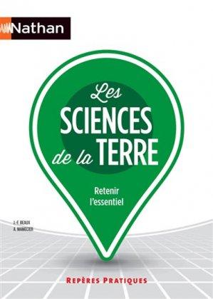 Les sciences de la Terre - nathan - 9782091638577 -