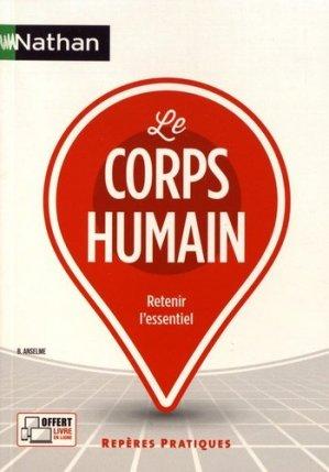 Le corps humain - Nathan - 9782091653952 -