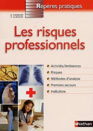 Les risques professionnels - Nathan - 9782091831329 -