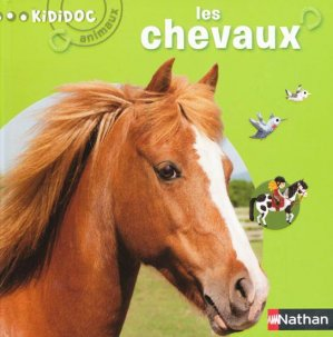 Les chevaux - nathan - 9782092525074 -