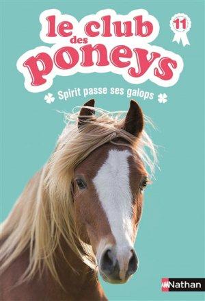 Le club des poneys - nathan - 9782092557327
