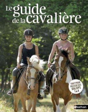 Le guide de la cavalière - nathan - 9782092557617 -