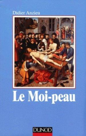Le Moi - peau - dunod - 9782100027934 -