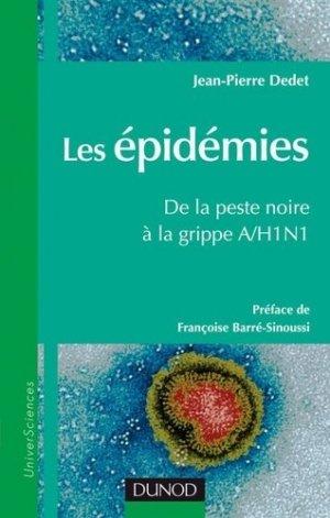 Les épidémies - dunod - 9782100545254 -