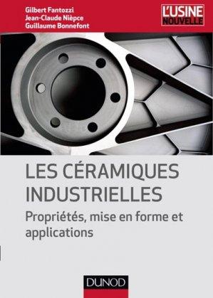 Les céramiques industrielles - dunod - 9782100577392 -