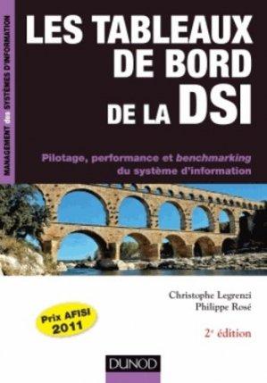 Les tableaux de bord de la DSI - dunod - 9782100594498 -
