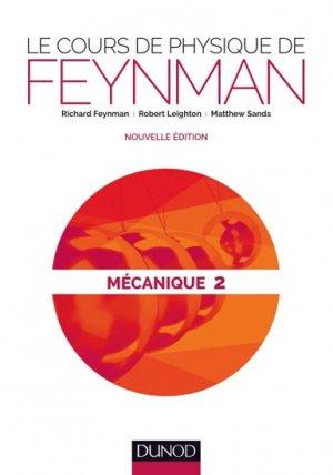 Le cours de physique de Feynman - dunod - 9782100597444 -