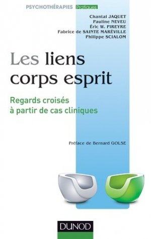 Le lien corps-esprit - dunod - 9782100705887 -