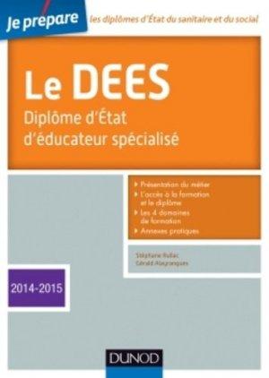 Le DEES - dunod - 9782100710096 -
