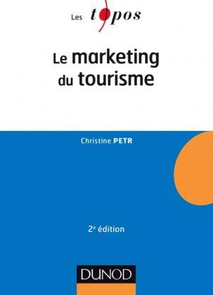 Le Marketing du tourisme - dunod - 9782100722426