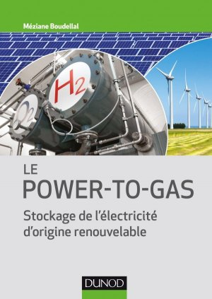 Le Power To Gas - dunod - 9782100741373 -
