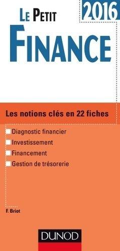 Le petit finance - Dunod - 9782100742790 -