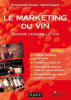 Le marketing du vin - dunod - 9782100762248 -