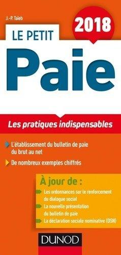 Le petit Paie - Dunod - 9782100773558 -