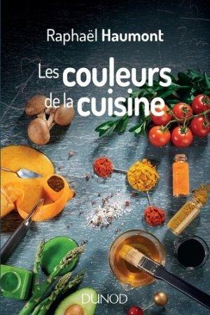 Les couleurs de la cuisine - dunod - 9782100781508 -