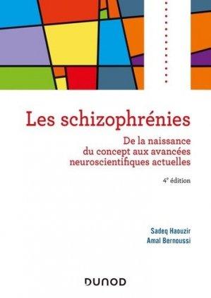 Les schizophrénies - dunod - 9782100788521 -