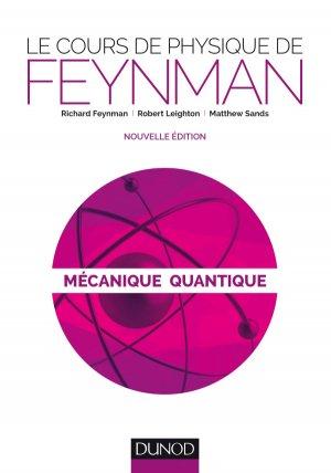 Le cours de physique de Feynman - dunod - 9782100790579 -