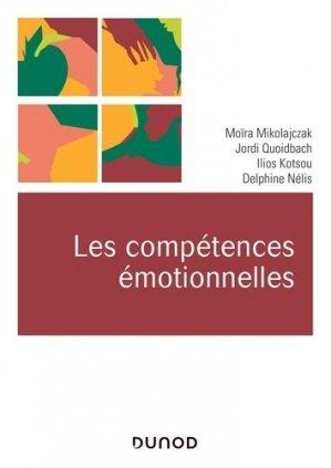 Les compétences émotionnelles - dunod - 9782100793266 -