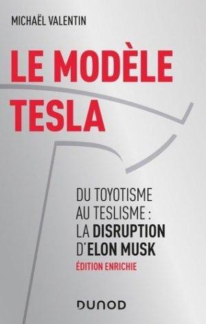 Le modèle Tesla - dunod - 9782100806010 -