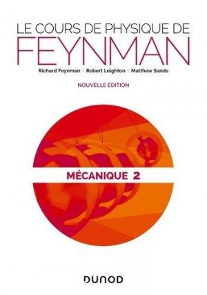 Le cours de physique de Feynman - dunod - 9782100810871 -
