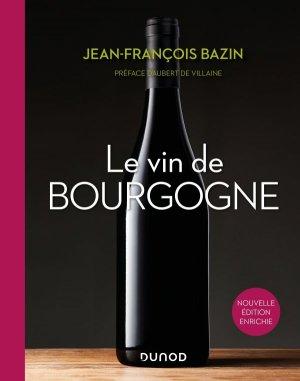 Le vin de Bourgogne - dunod - 9782100814091 -
