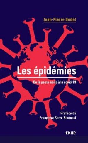 Les épidémies  - Dunod - 9782100821921 -