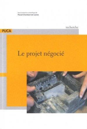 Le projet négocié - certu - 9782110970442 -