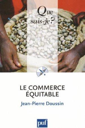 Le commerce équitable - puf - presses universitaires de france - 9782130589242 -