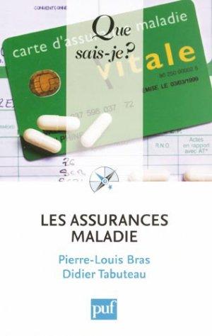 Les assurances maladies - puf - 9782130591580 -