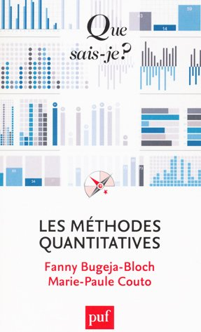 Les méthodes quantitatives - puf - 9782130631613 -