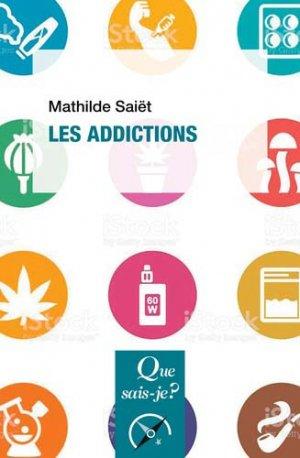 Les addictions - puf - 9782130792338