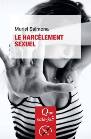 Le harcèlement sexuel - puf - presses universitaires de france - 9782130813170 -