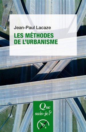 Les méthodes de l'urbanisme - puf - presses universitaires de france - 9782130813446 -