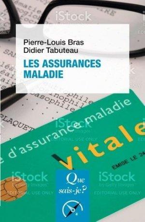 Les assurances maladie - puf - presses universitaires de france - 9782130813989 -