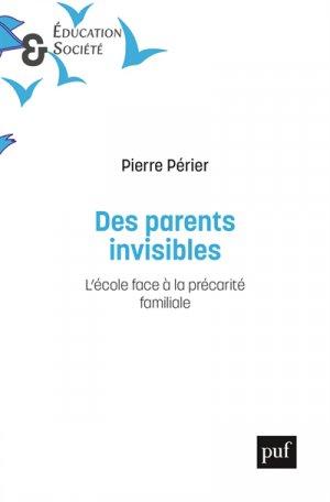 Les parents invisibles - PUF - 9782130818694