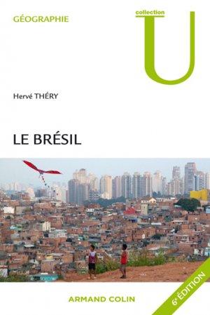 Le Brésil - armand colin - 9782200281458