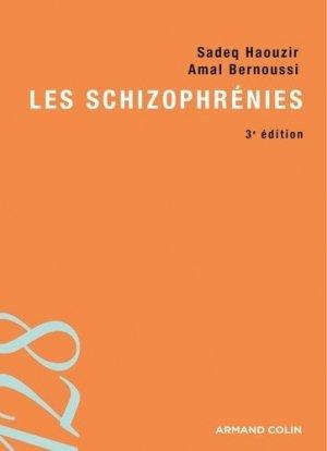 Les schizophrénies - armand colin - 9782200293468 -
