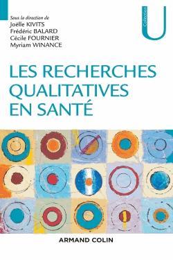 Les recherches qualitatives en santé - armand colin - 9782200611897 -