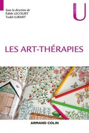 Les art-thérapies - armand colin - 9782200617363 -