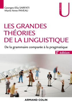 Les grandes théories de la linguistique - armand colin - 9782200619978 -